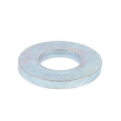 Unterlegscheiben Stahl Weiß verzinkt DIN 125A
