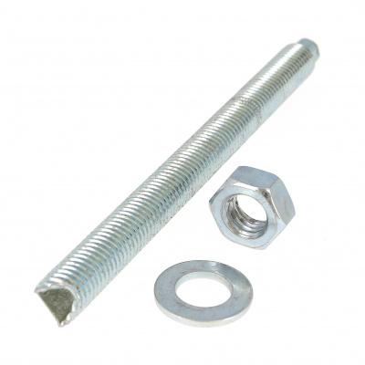 Stahl verzinkt