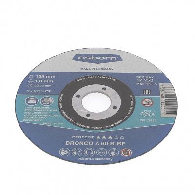 DISQUE A TRONCONNER PLAT 125X1.0X22.2 A60R PERFECT 1120-240.100