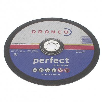 DISQUE A TRONCONNER DEPORTE 230X3.0X22.2 A24R PERFECT 1232-015.100
