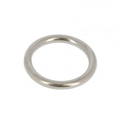 Verschweißte Ringe