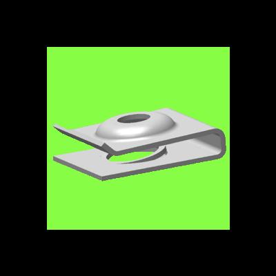 Ecrous Pince Pour Vis Métrique - Snap on Nuts For Metric Screws