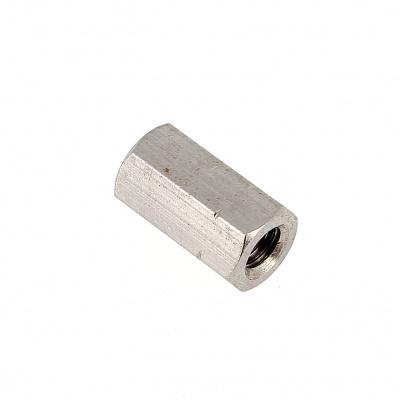 Verbindungsmuttern 3D Edelstahl A2 DIN 6334