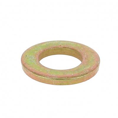 Unterlegscheiben Stahl Bichromatiert verzinkt DIN 125A