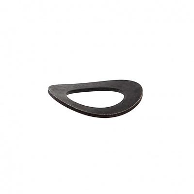 Federscheiben Onduflex A Stahl Schwarz DIN 137A