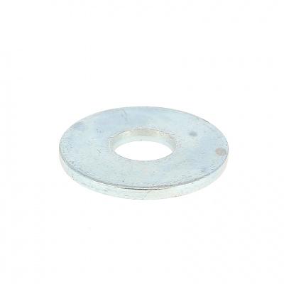 Scheiben Stahl Weiß verzinkt DIN 9021