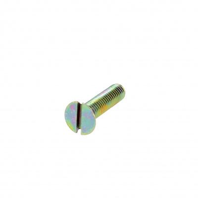 Stahl Bichromatiert verzinkt