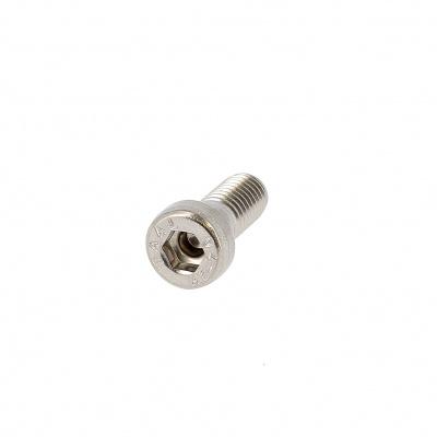 Zylinderschrauben Innensechskant mit niedrigem Kopf Edelstahl A2 DIN 6912