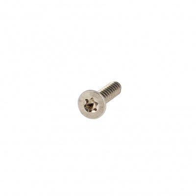 Blechschrauben mit Senkkopf und Torx Edelstahl A2 ISO 14586C