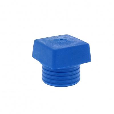 Embout Carré Bleu pour Massette Safety