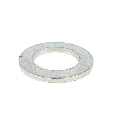 Scheiben Stahl Weiß verzinkt DIN 433